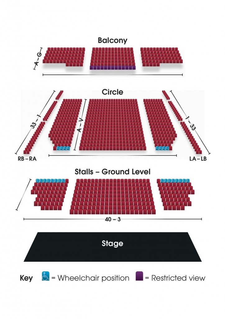 Grimsby seating plan
